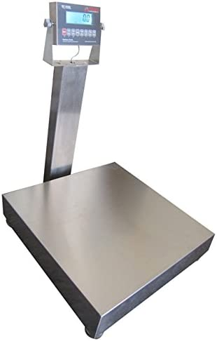 NTEP Stainless Steel Waterproof Bench Scale in.44; x Bargain sale - Sacramento Mall 300 16