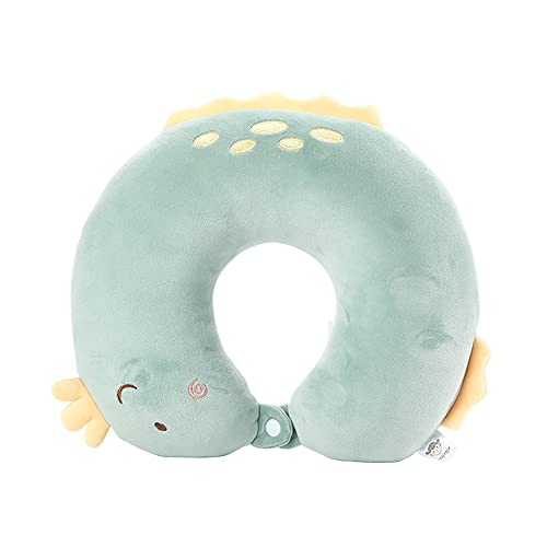 Cool Belle Travel Pillow Animal Neck Support U Shaped Cushion Plush for Airplane Train Child's Neck Pillow for Kids Adults
