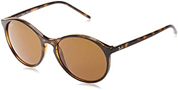 Ray Ban Highstreet 55mm Round Women's Sunglasses