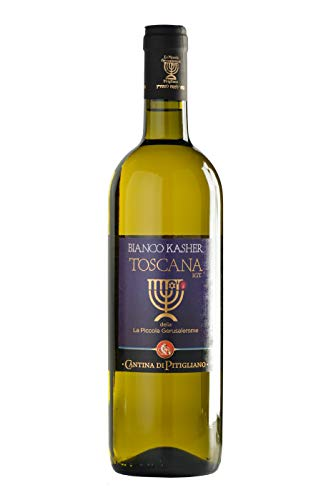 Cantina Di Pitigliano Kasher Bianco La Piccola Gerusalemme IGT 75 cl