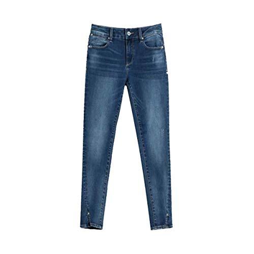 jeans fracomina donna Fracomina Jeans Donna Cropped Shape UP SPJBETTY1 (31)