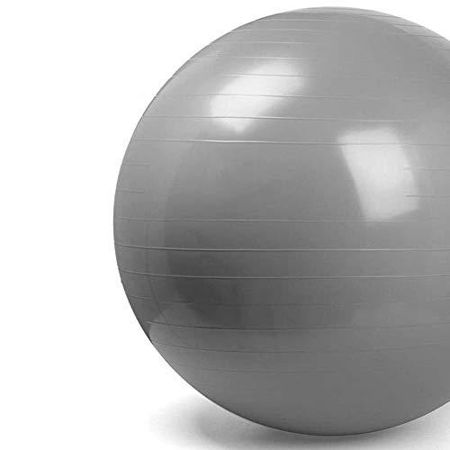 XXT - Palla da Yoga per Donne in Gravidanza, per Perdere Peso, PVC, Grigio, 75 cm