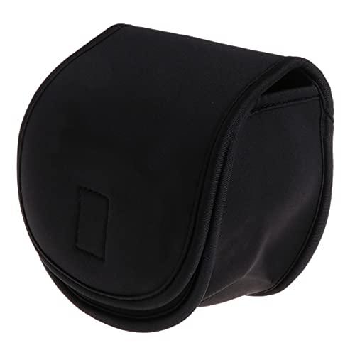 SHAOKAO Pesca carrete bolsa cubierta protectora para tambor/spinning/balsa carrete bolsa cubierta cubierta protectora para tambor/spinning/balsa carrete