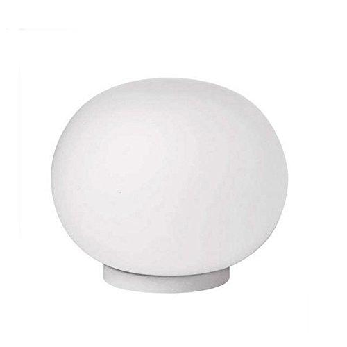 Flos Mini Glo-Ball Lampe G9, 20 W, Blanc