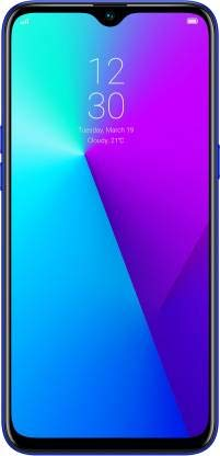 Realme 3i (Diamond Blue, 32 GB) (3 GB RAM)