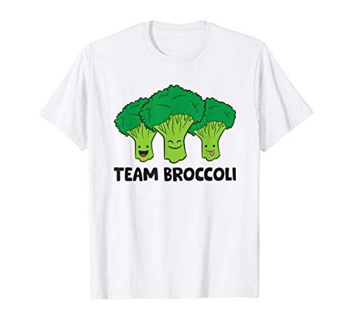Brocoli Végétarien Brocoli Team Brocoli T-Shirt