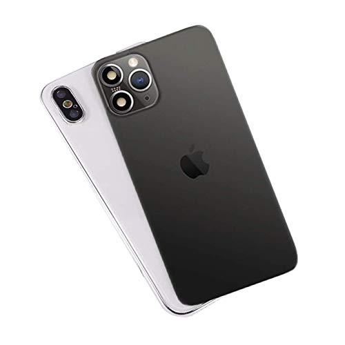 protector trasero iphone x de la marca Svyaxfa