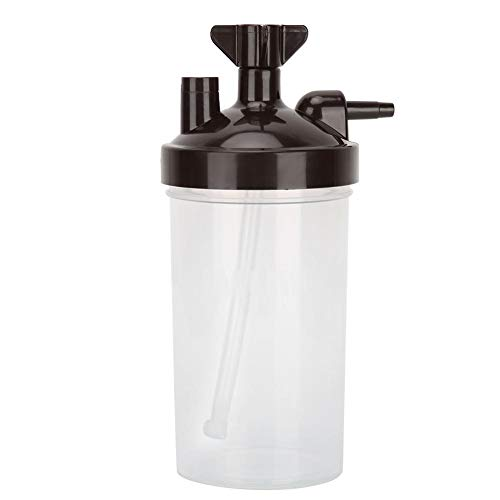 Longzhuo Humidificador de Botella de Agua para concentrador de oxígeno Humidificador Concentrador de oxígeno Botella de humidificador Botellas Botellas Generador de oxígeno Accesorios