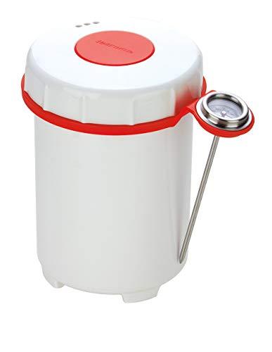 Tescoma Kochschinkenform, mit Thermometer, Schinkenkocher für selbstgemachten Schinken