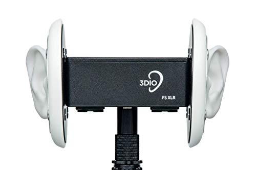 3Dio FS XLR Binaural Microphone