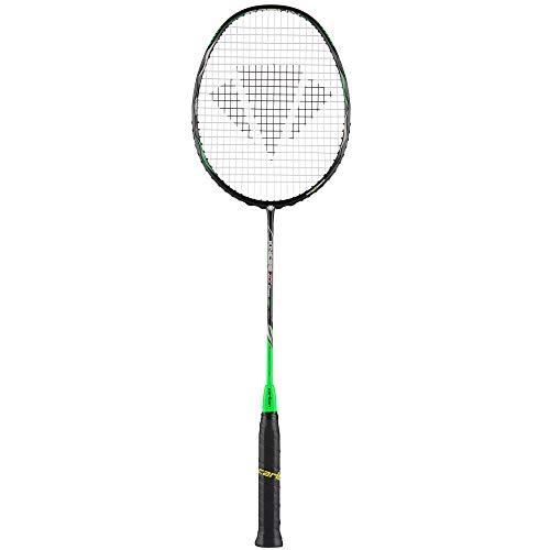 Carlton Badmintonschläger Kinesis XT Power bespannt mit Hülle