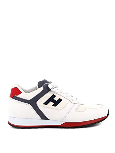 Hogan Luxury Fashion Herren HXM3210Y861N7N948G Weiss Leder Sneakers | Frühling Sommer 20