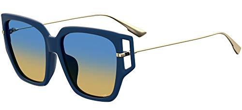 Sonnenbrillen Dior DIOR DIRECTION 3F BLUE/BLUE YELLOW SHADED 58/16/145 Damen