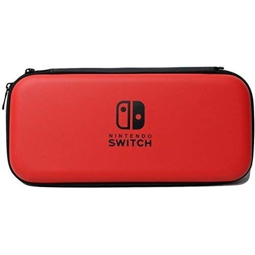 Case Bolsa Estojo De Viagem Capa De Proteção Nintendo Switch - VERMELHO
