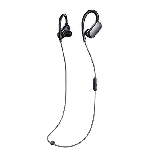 Xiaomi Mi Sports Earphones Bluetooth 4.1 Headset Wireless Music Sport Headphones Waterproof Sweatproof Earphone (Black)