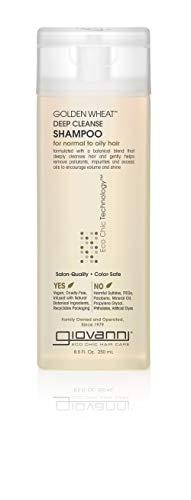 GIOVANNI - Golden Wheat Shampoo - 8.5 fl. oz. (250 ml)