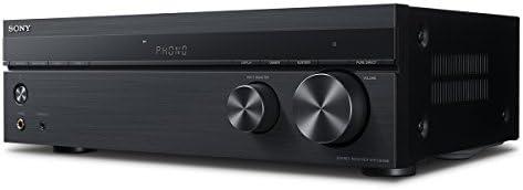 ソニー ステレオアンプ Bluetooth フォノ入力対応 STR-DH190