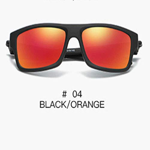 Nobrand Las gafas sol polarizadas deportivas hombres