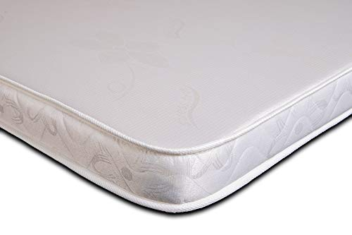 eXtreme comfort ltd Budget Stress Free Ortho Reflex Firmer Foam Mattress, Euro/Ikea Mattress Size 90x200, Only 4' Deep code FB004