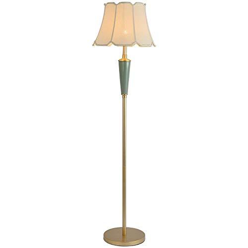 Staande lamp van keramiek Amerikaans land decoratie voor bruiloft woonkamer studie eenvoudige villa voet bedlampje warm 1 exemplaar