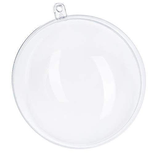 Acrylkugel ohne Bohrung teilbar Ø 20cm