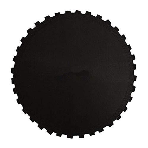 mooderff, tappeto elastico di ricambio per trampolino da giardino, tappeto elastico di ricambio 183/244/250/305/366/370/396/400/427/430/457/460/4,87/490