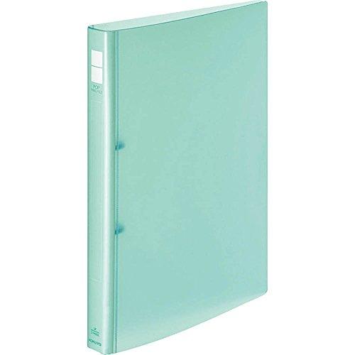 コクヨ ファイル ポップリングファイル A4縦 緑 フ-P420G