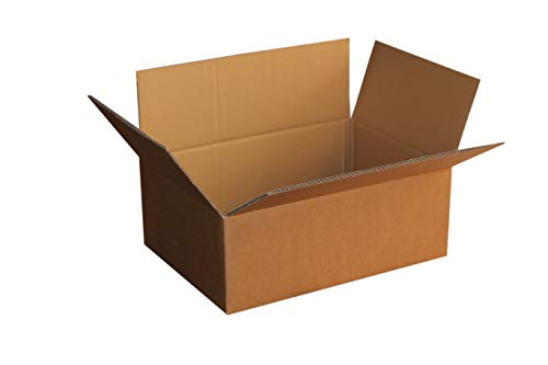 3 St. Umzugskartons sehr handlich 500x400x300 Bücher Faltkartons 2.40 BC 2-wellig stabil Versandschachtel 50x40x30 Kiste Post Versandbox