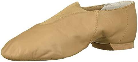 Bloch Girls Super Jazz Shoe, Tan, 13 Little Kid