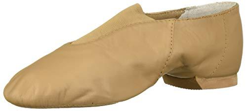 Bloch Girls Super Jazz Shoe, Tan, 1.5 Little Kid