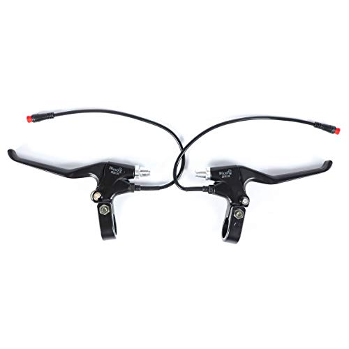 EBIKELING Waterproof Electronic Brake Lever Set for Electric Bicycle Bike