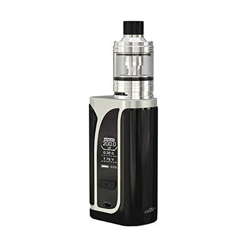 Niente nicotina, Kit E. LEaf iKuun i200 / iKuu i200 con 4.5 ml MELO 4 atomizzatore EC2 Bobina Headand 4600mAh Batteria integrata Vape sigaretta elettronica