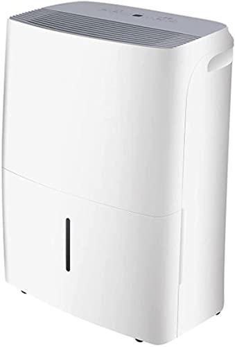 Deumidificatore per uso domestico, deumidificatore riutilizzabile, deumidificatore silenzioso con filtro dell'aria, molto adatto per cucina, bagno, cantina, ecc, bianco