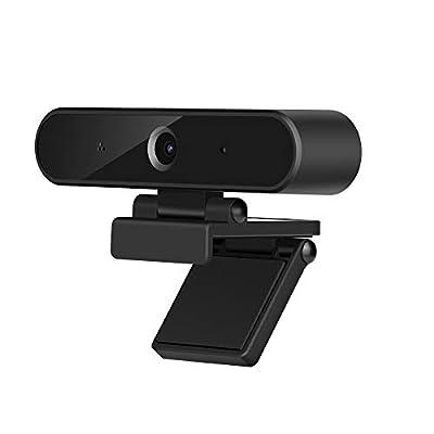 Amazon - Save 70%: 1080P Webcam with Microphone, Desktop Computer Camera, HD Vi…