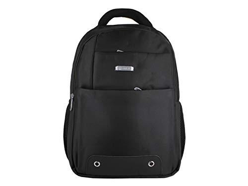 ALEXANDER MILANO Mochila Mochila para Portátil Multiusos Daypacks Seguridad para Ordenador Portátil Impermeable Mochila Escolares para Estudiantes Hombre Mujer Colegio Viaje Negocios (5002, Negro)