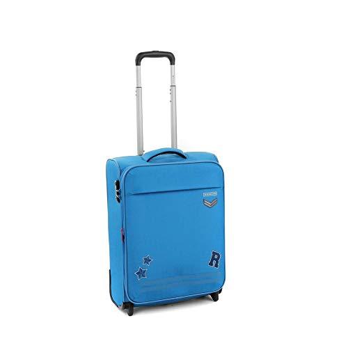 Roncato Fresh Valigia, 55 cm, 42 liters, Blu (Azul)