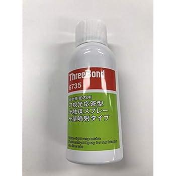 スリーボンド(THREEBOND)/可視光応答型光触媒スプレー(全量噴射タイプ) 品番:TB6735