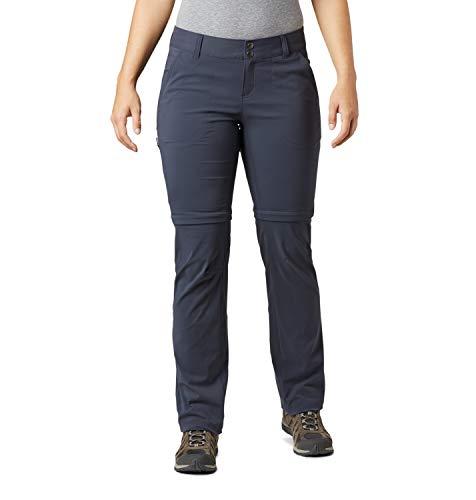 Columbia Saturday Trail II MJ Pantalones Elásticos, Mujer, India Ink, W10/S