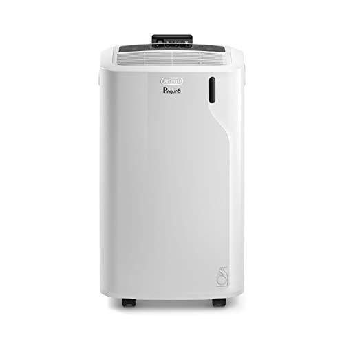 De'Longhi Pinguino PACEM82 | Condizionatore d'aria portatile | 80m cubo, 9.400 BTU, A Efficienza Energetica, Bianco