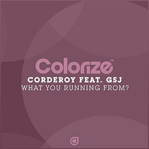 Corderoy feat. GSJ