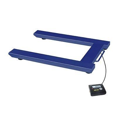PESAPALETS SCALE | GRAM | MODÈLE K3 SCORPION 1,5 T | 1500KG | LCD | CONNEXION IMPRIMANTE | ACIER PEINT