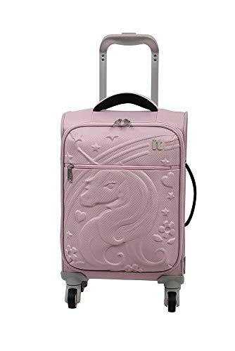 Suitcase Children's Unicorn 4 Wheel Soft Cabin