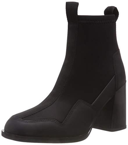 G-STAR RAW Damen Gepson Sock Boot Stiefeletten, Schwarz (Black 990), 36 EU