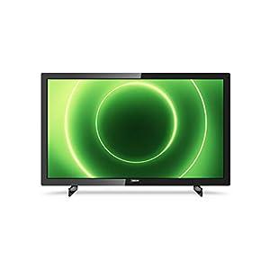 Philips (Full HD LED TV, Pixel Plus HD, HDR 10, Smart TV, Full-Range Speakers, 3 x HDMI, 2 x USB, Ideal for Gaming) – Glossy Black (2020/2021 Model)
