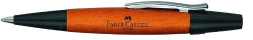 Penna a sfera Linea E-Motion Wood Faber Castell rotazione 148301
