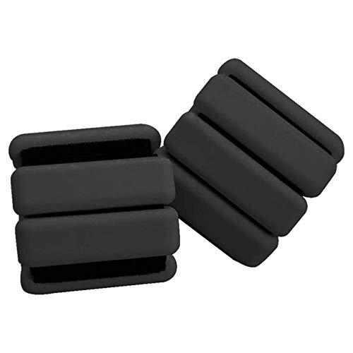 Knöchel Gewicht, 2ST Handgelenk Gewicht Bein Gewichte Hand Gewichte Verstellbare Handschlaufe Paar Beine Gewicht für Fitness Jogging Gehtraining Gymnastik Aerobic Fitnesstraining