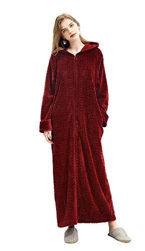 (ウェストクン) Westkun パジャマ レディース メンズ 冬 毛布 バスローブ お風呂上り ルームウェア 厚手 もこもこ あったか 裏起毛 前開き 着る毛布 ナイトガウン 部屋着 男女兼用 ナイトウェア 寝巻き かわいい おしゃれ 可愛い 秋冬 S1