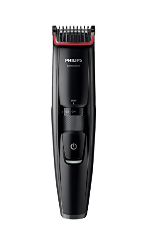 Philips Series 5000 Beard & Stubble Trimmer with Full Metal Blades -...