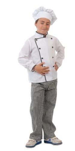 Guirca Déguisement Cuisinier 127/132 cm