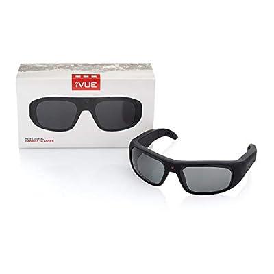 iVUE Vista 4K/1080P HD Camera Glasses Video Recording Sport Sunglasses DVR Eyewear, Up to 120FPS, 32GB Memory by iVUE Camera